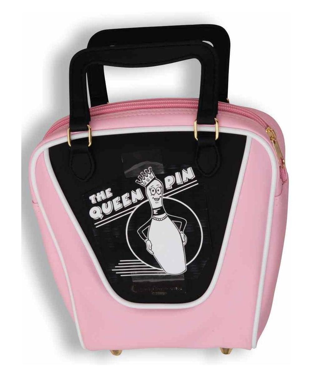 Bowling Bag Purse