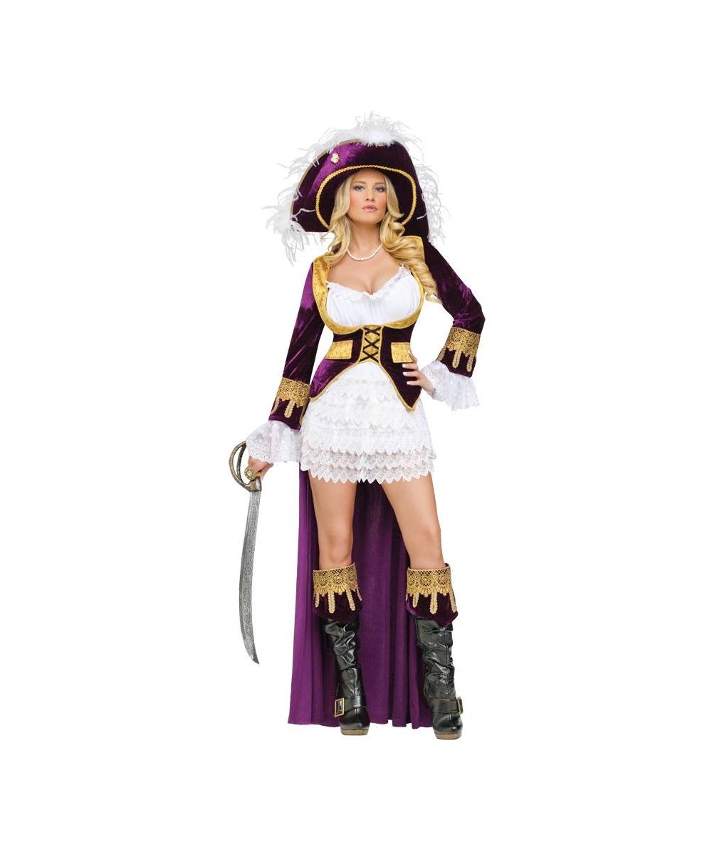 Caribbean Queen Women Costume  sc 1 st  Wonder Costumes & Adult Tamina Disney Costume - Women Movie Costumes