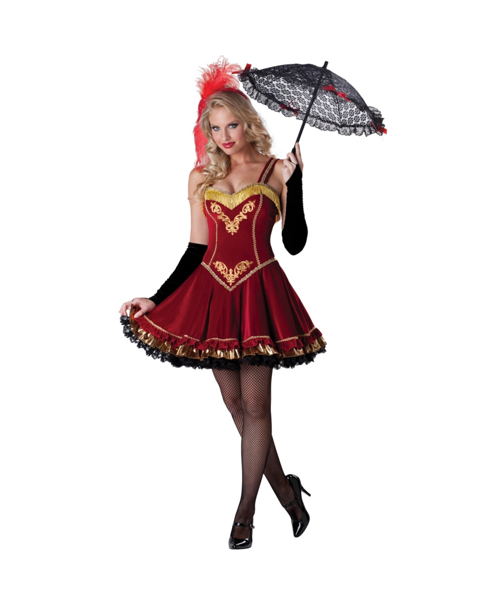efd54886f4 Adult Circus Cutie Costume - Halloween Costumes