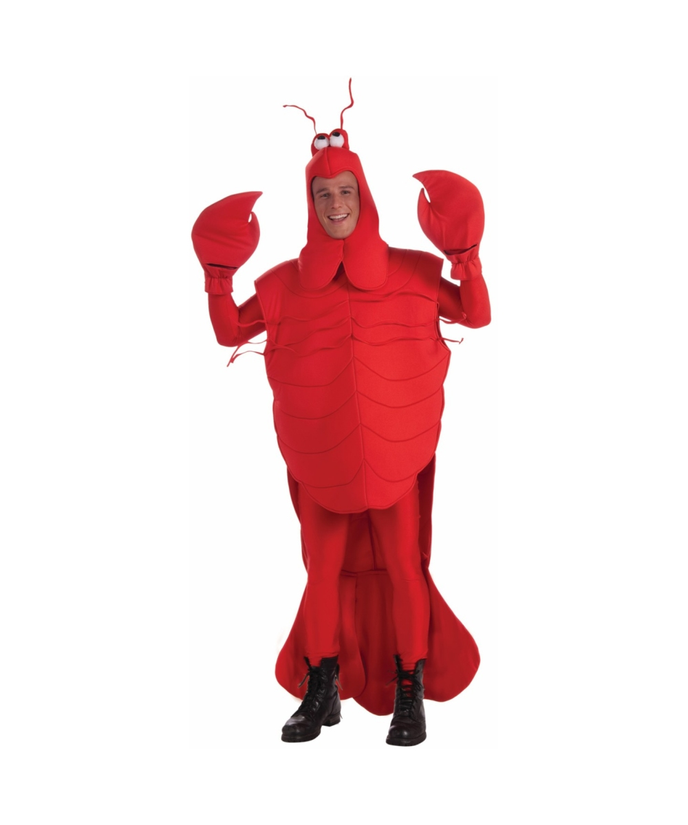 Crawfish Mens Costume