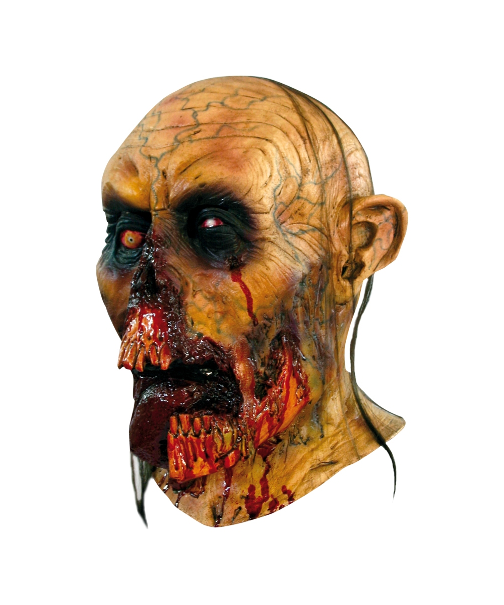 Zombie Decayed Halloween Adult Mask , Men Masks