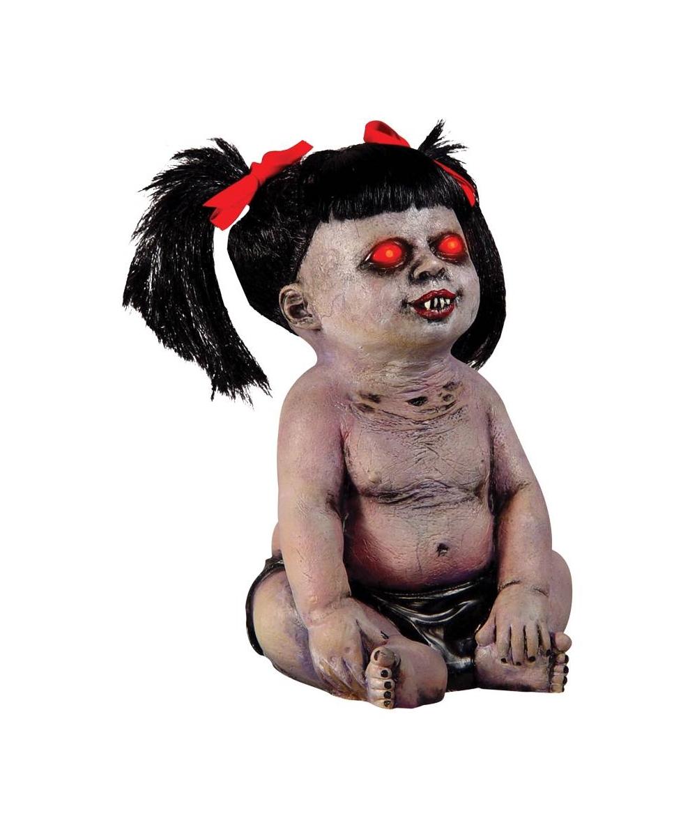 demonica undead baby doll prop - halloween props