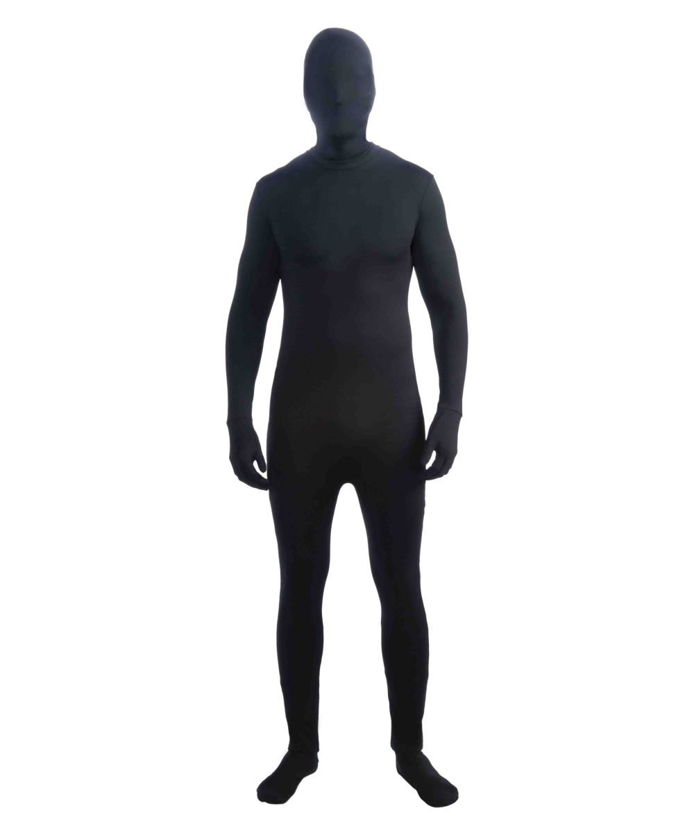 Disappearing Man Adult Costume Black
