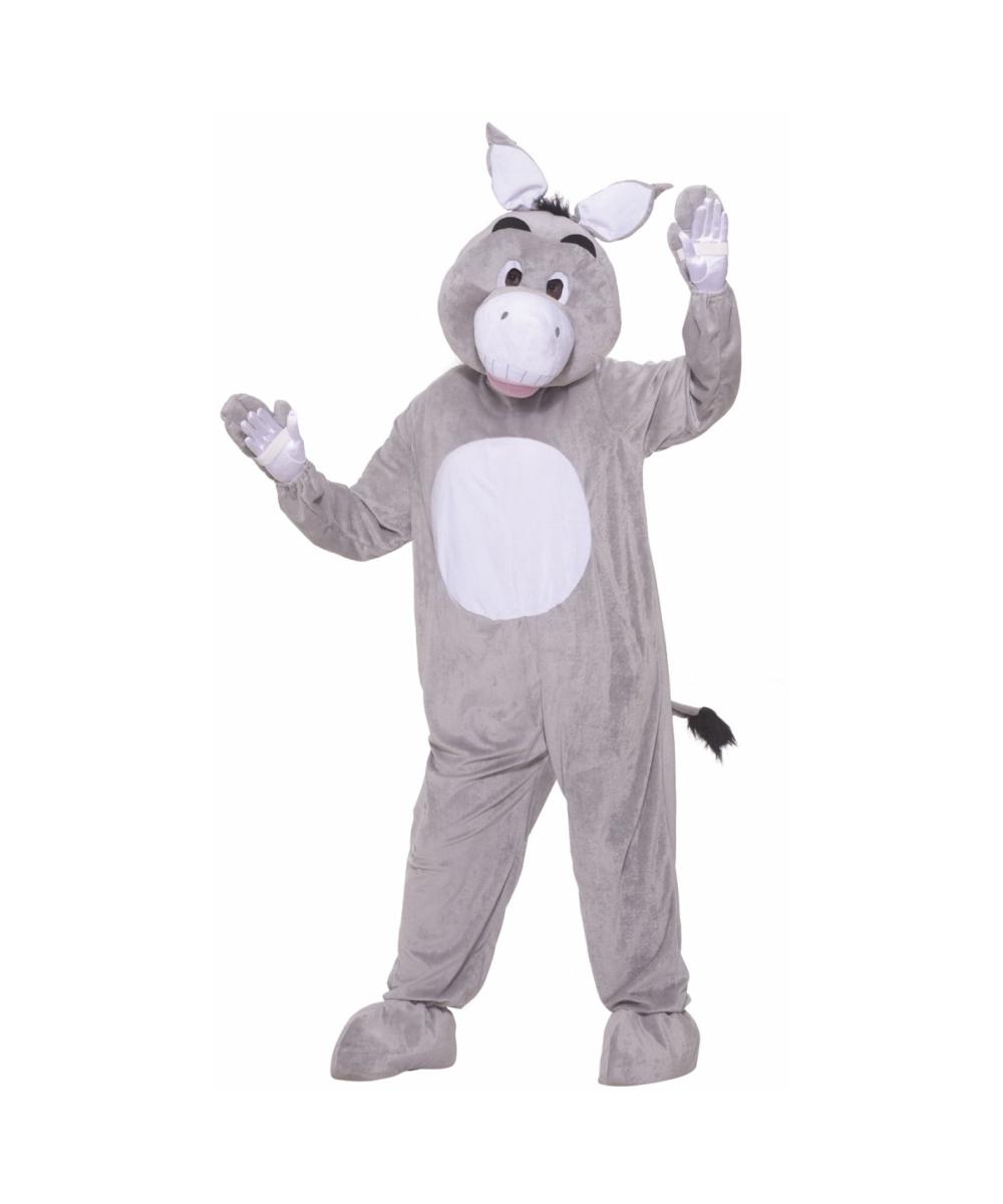 Donkey Plush Adult Costume  sc 1 st  Wonder Costumes & Shrek Donkey Plush Adult Costume - Men Movie Costumes