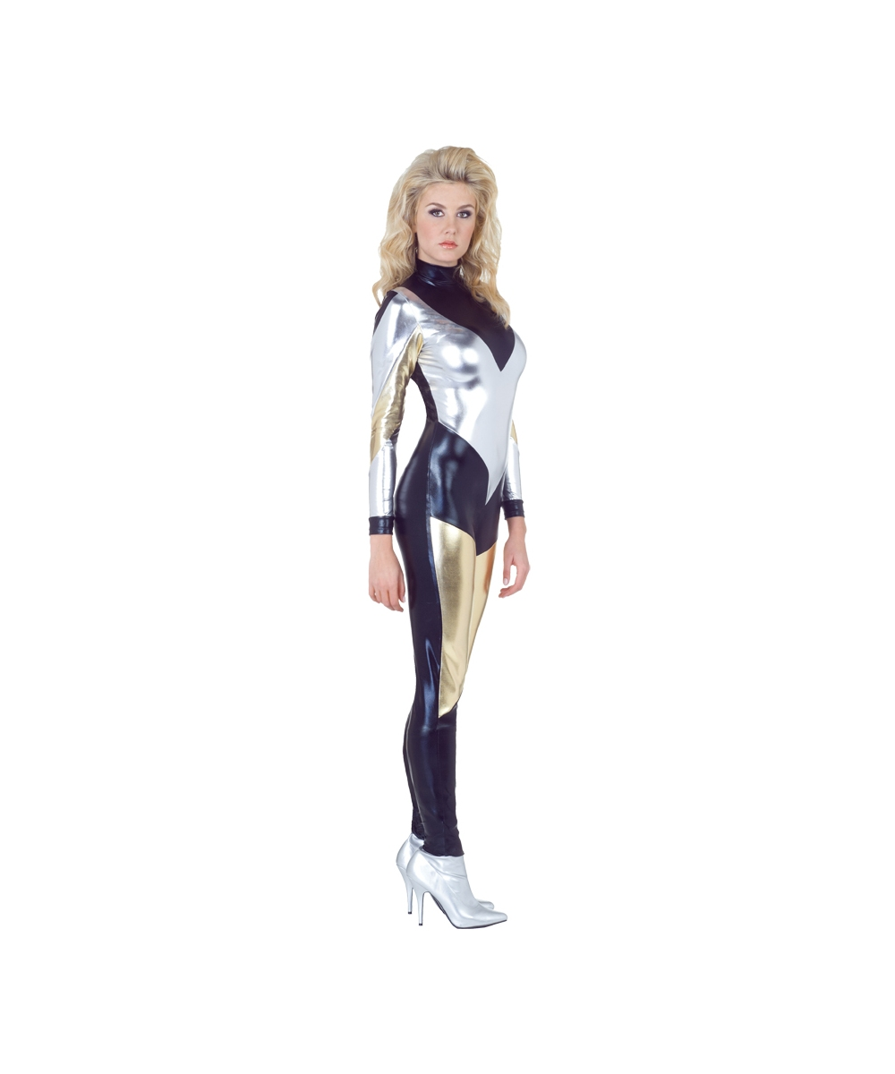 sc 1 st  Wonder Costumes & Adult Electra Costume - Women Superhero Costume for Halloween