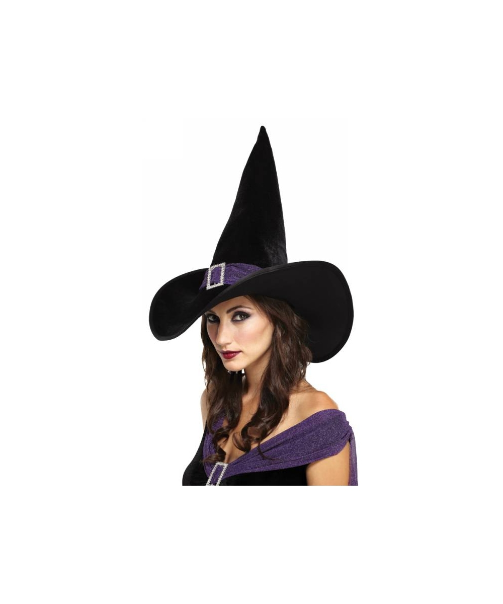 Elegant Witch Hat