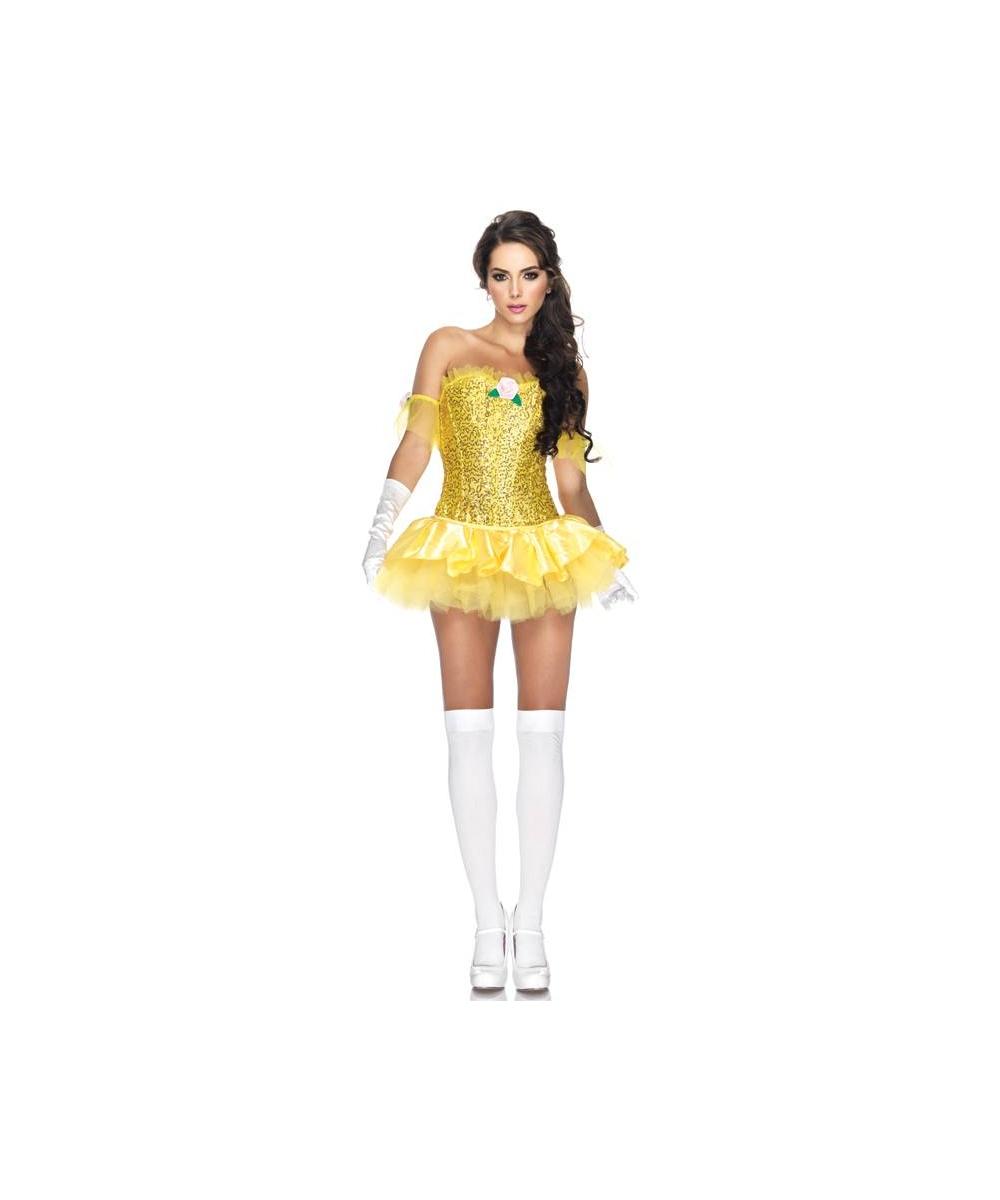 sc 1 st  Wonder Costumes & Enchanting Beauty Disney Adult Costume - Women Princess Costume