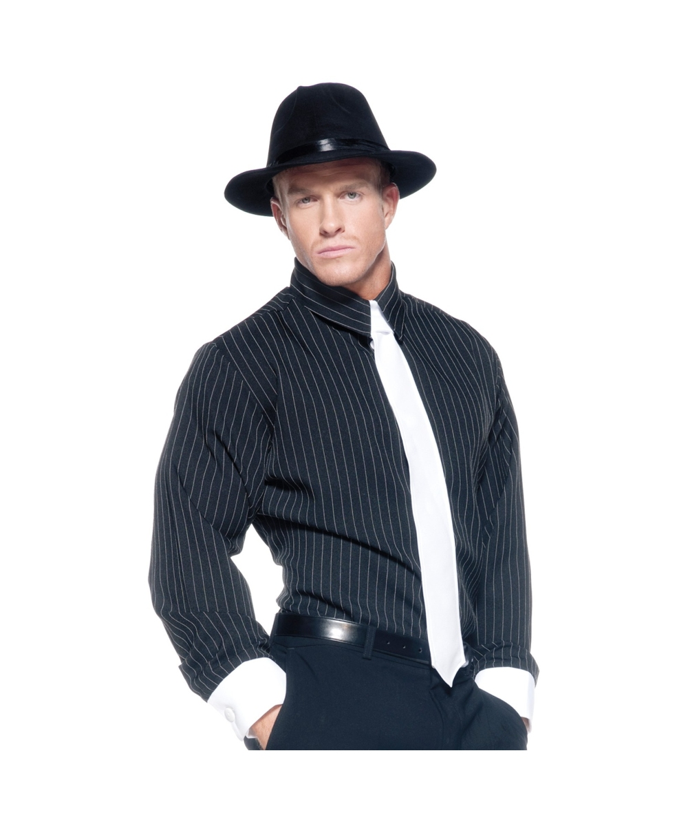 f3ead540110 Adult Gangster plus size Halloween Costume - Men Costumes