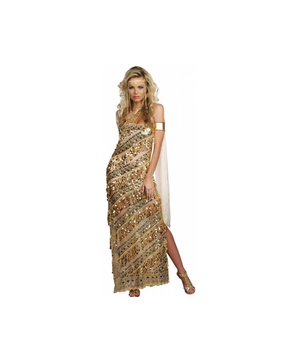 Greek Goddess Adult Costume Sexy Greek Costumes