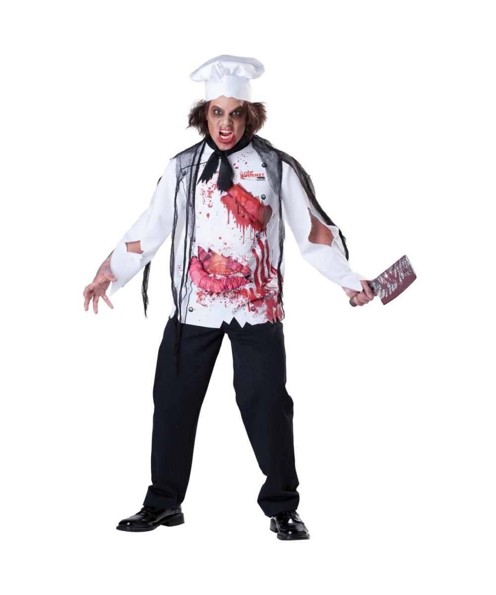 Living Dead Halloween Costume