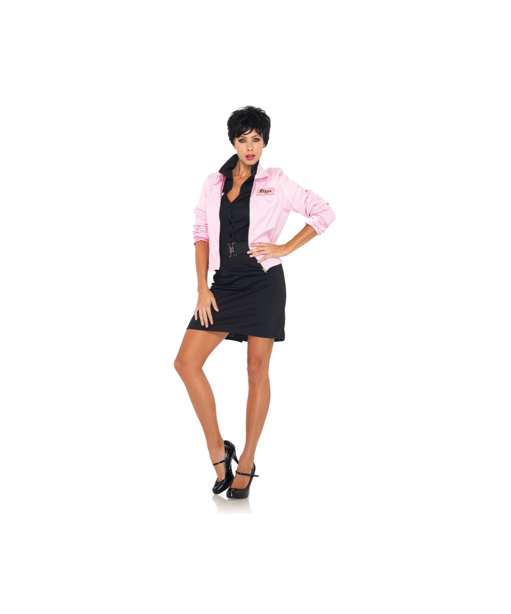 sc 1 st  Halloween Costumes & Adult Grease Pink Ladies Costume - Adult Grease Costumes