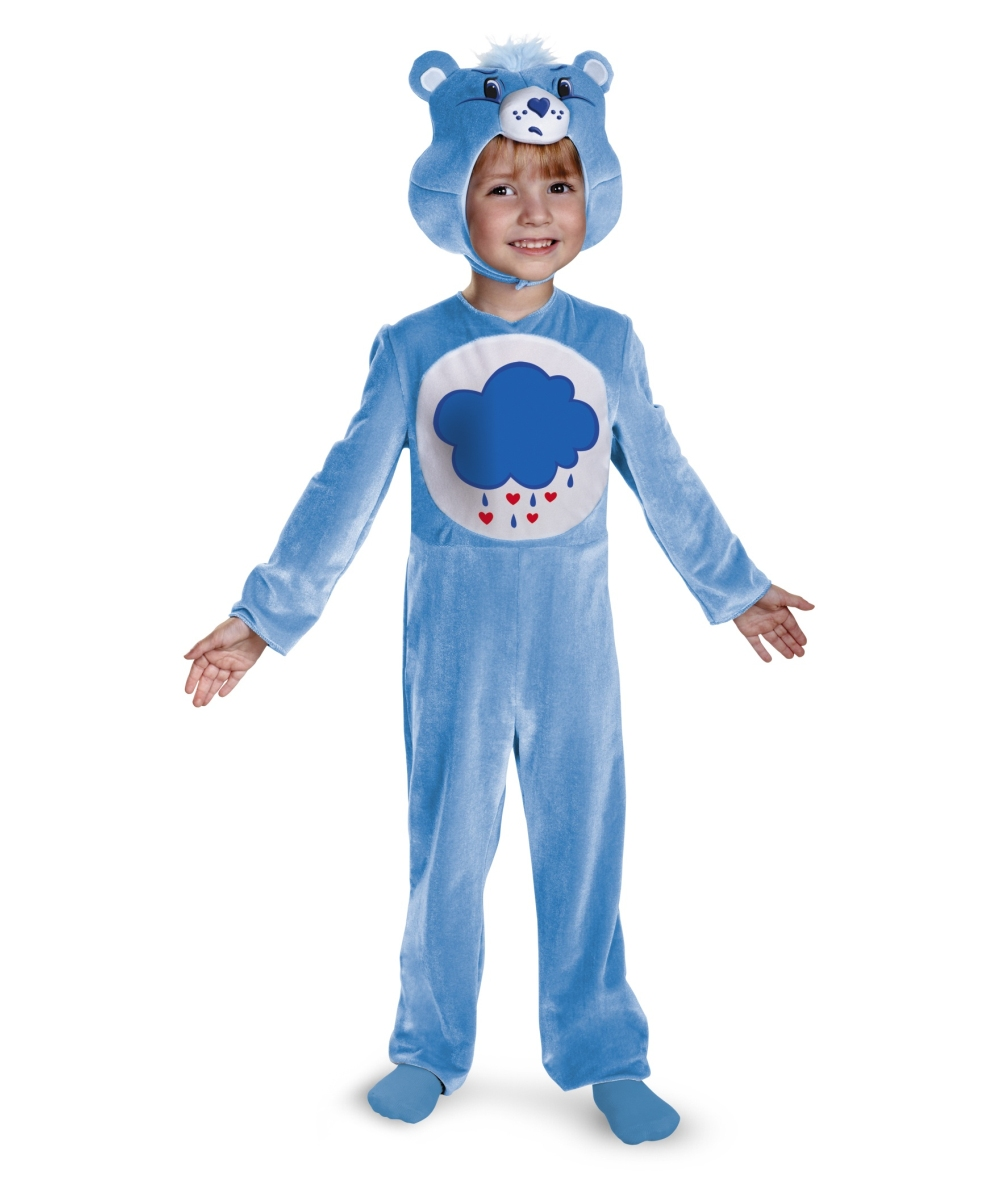 Grumpy Care Bear Toodler Costume