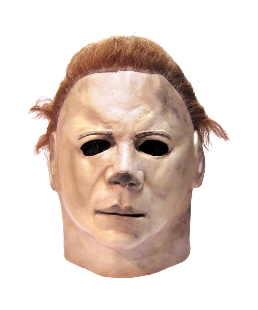adult michael myers halloween mask - adult mask