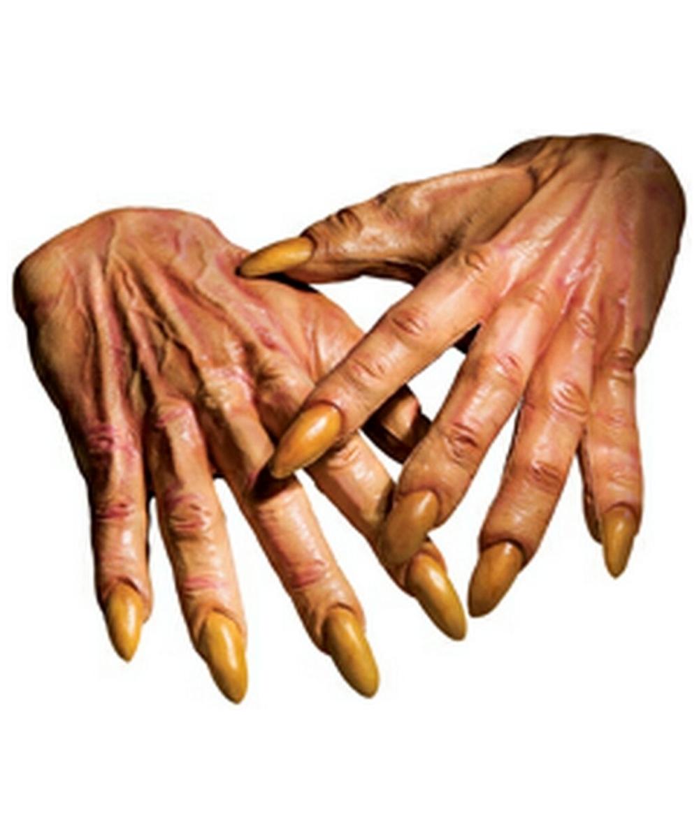 Harry Potter Voldemort Adult Hands