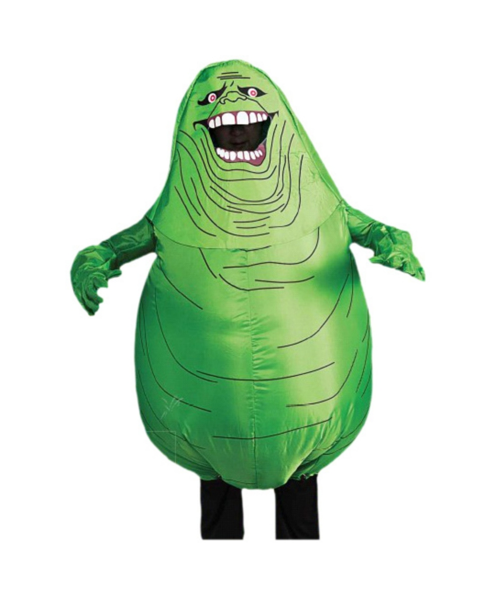 Inflatable Slimer Mens Costume