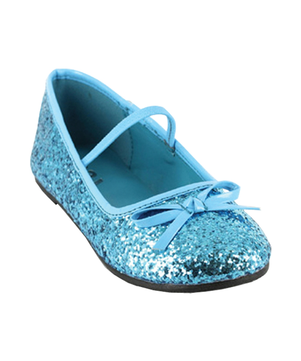 Kids Ballet Glitter Shoes