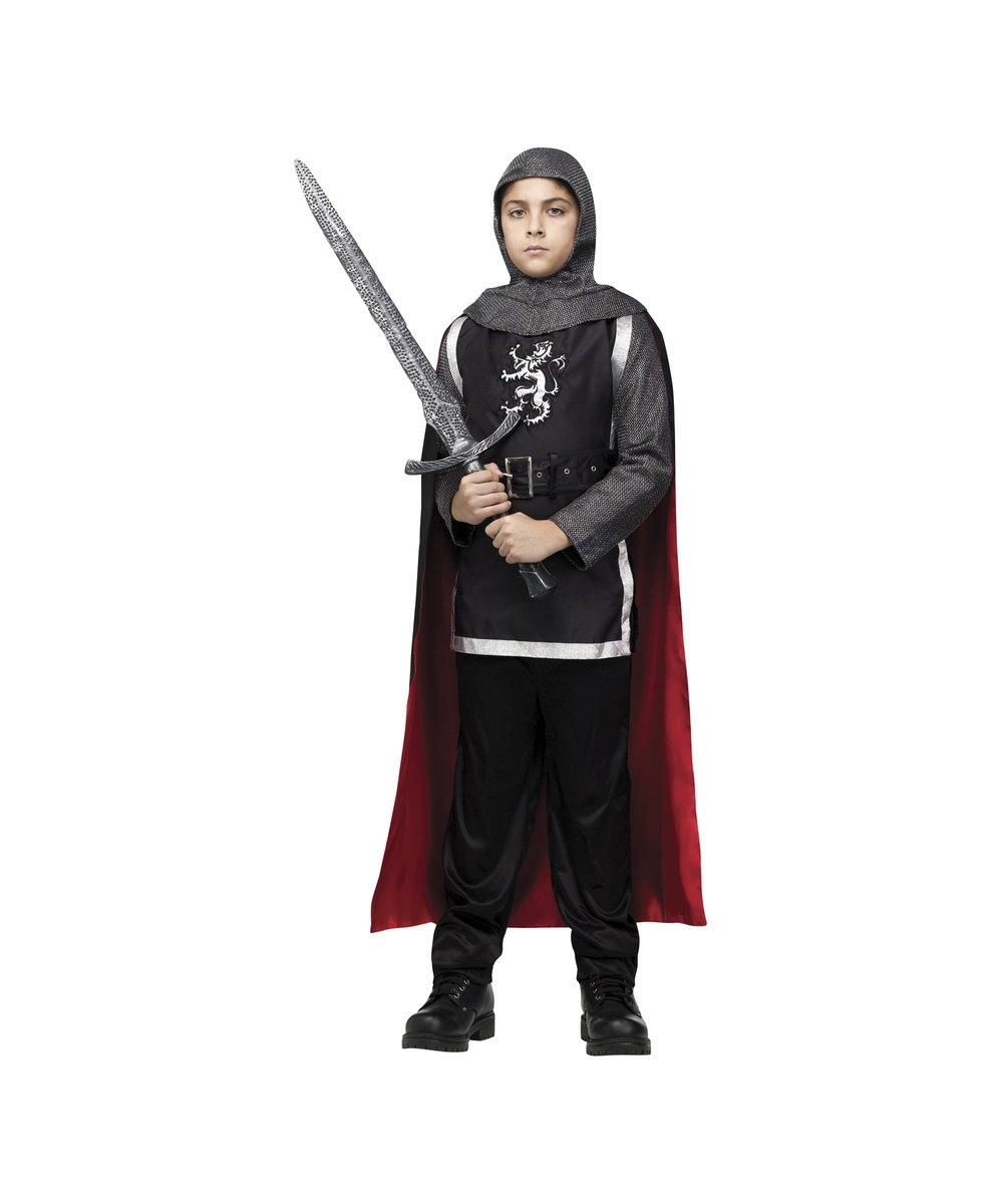 sc 1 st  Halloween Costumes & Medieval Knight Kids Roman Costume - Boys Costumes