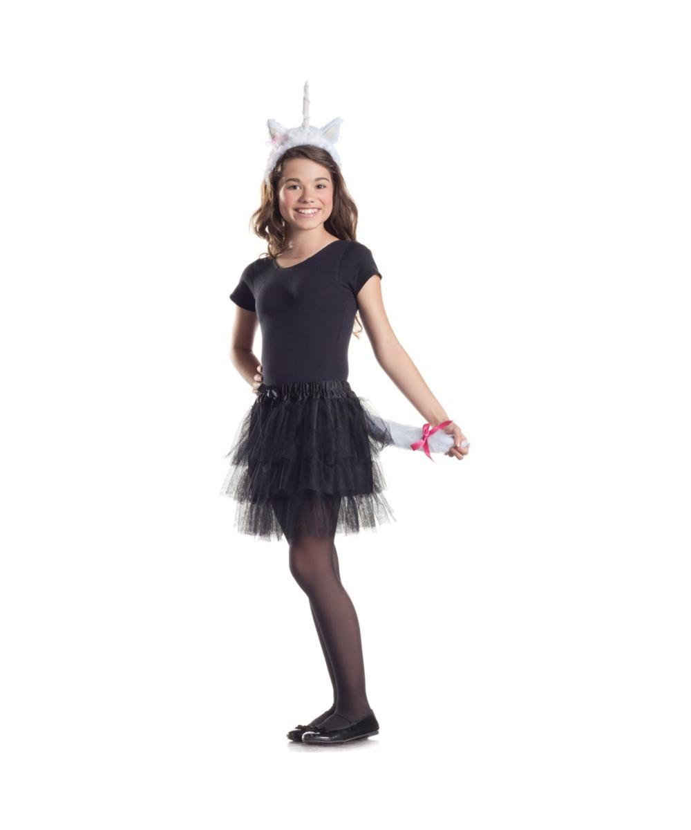 Kids Unicorn Accessory Kit , Girls Unicorn Costumes