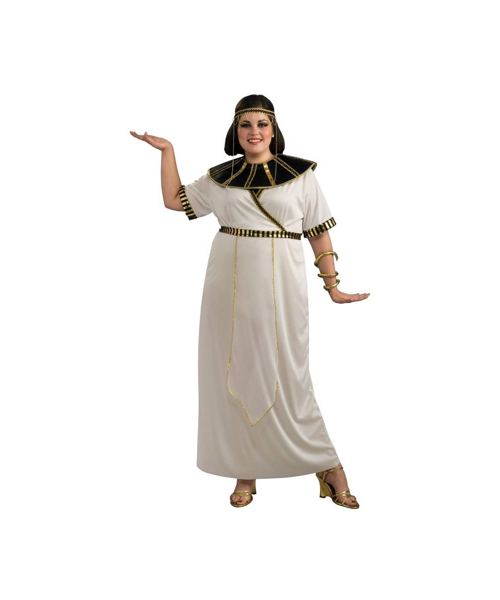 CleopatraEgyptian Girl plus size Costume - Cleopatra Adult Costumes