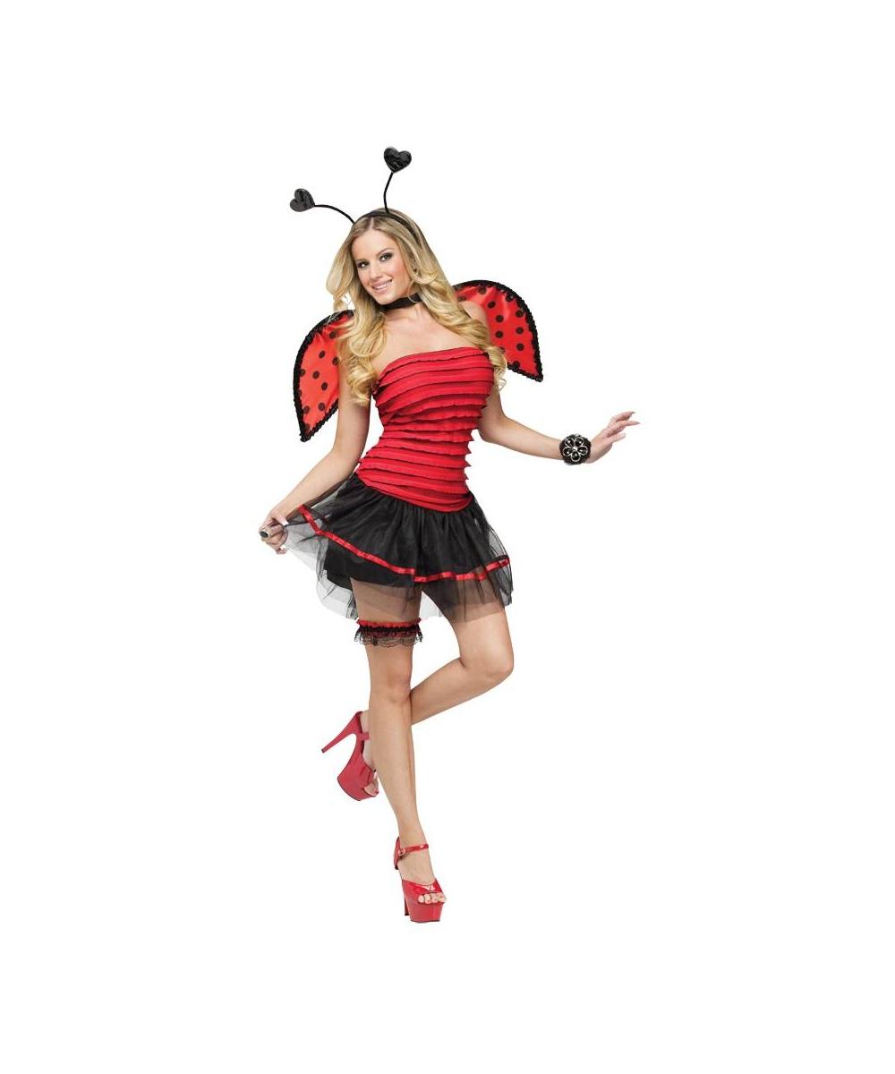 Adult lady bird costume