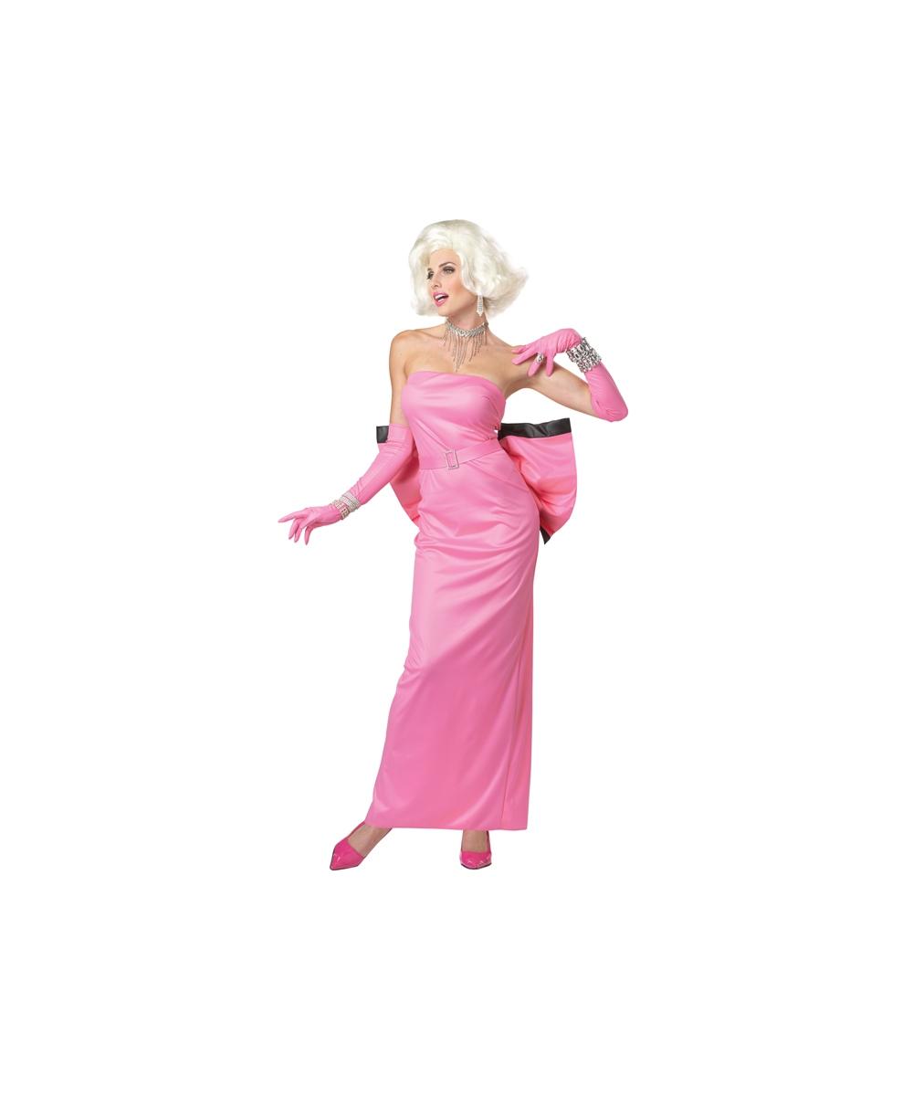 Adult Marilyn Monroe Movie Costume Movie Costumes