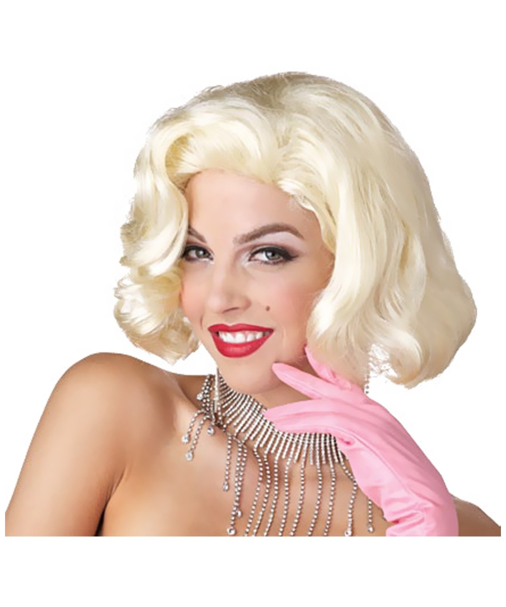 Classic Marilyn Monroe Adult Wig