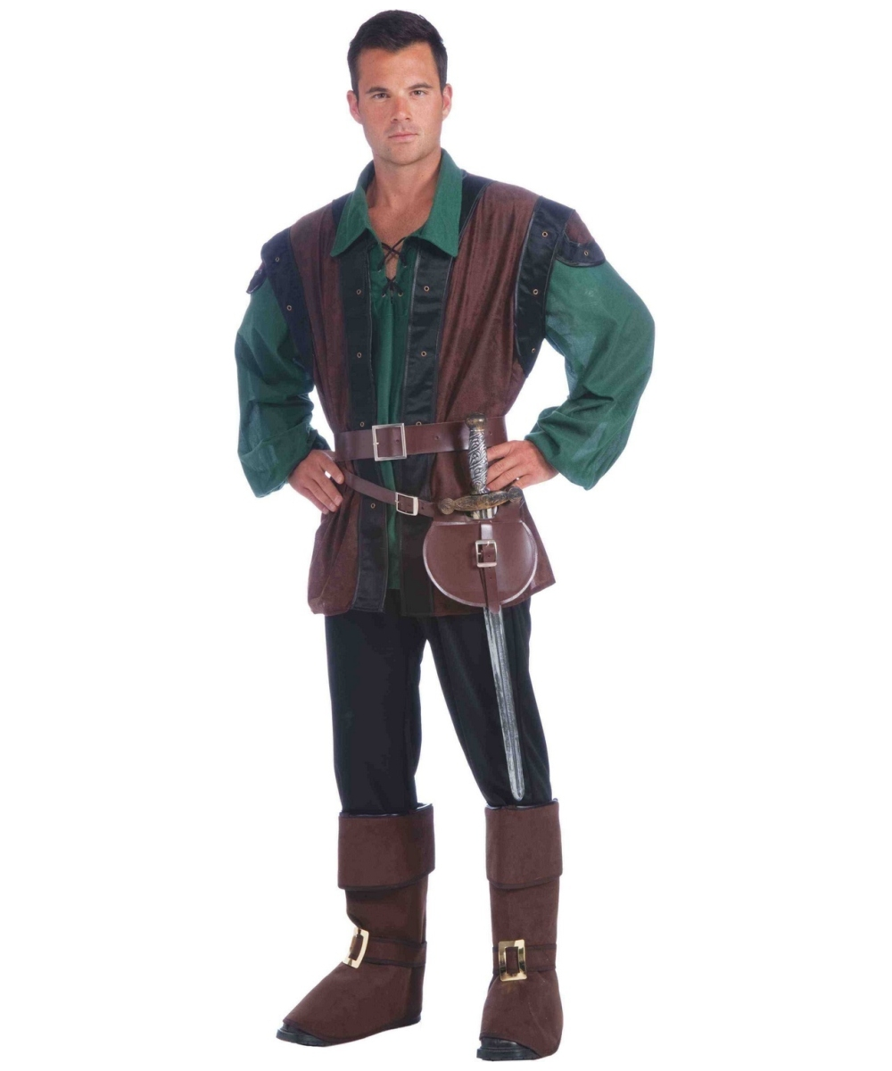 Medieval Men Costume Kit