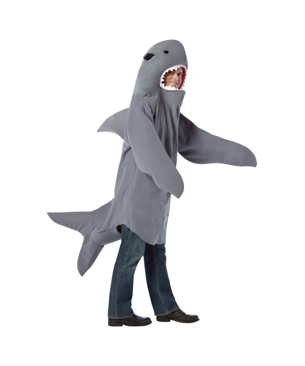 Mens Shark Costume