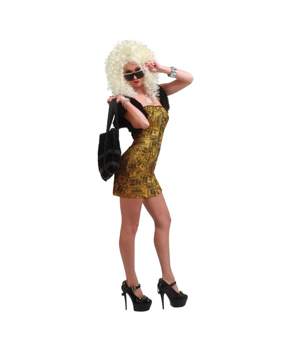 sc 1 st  Wonder Costumes & Adult Money Honey Pimp Halloween Costume