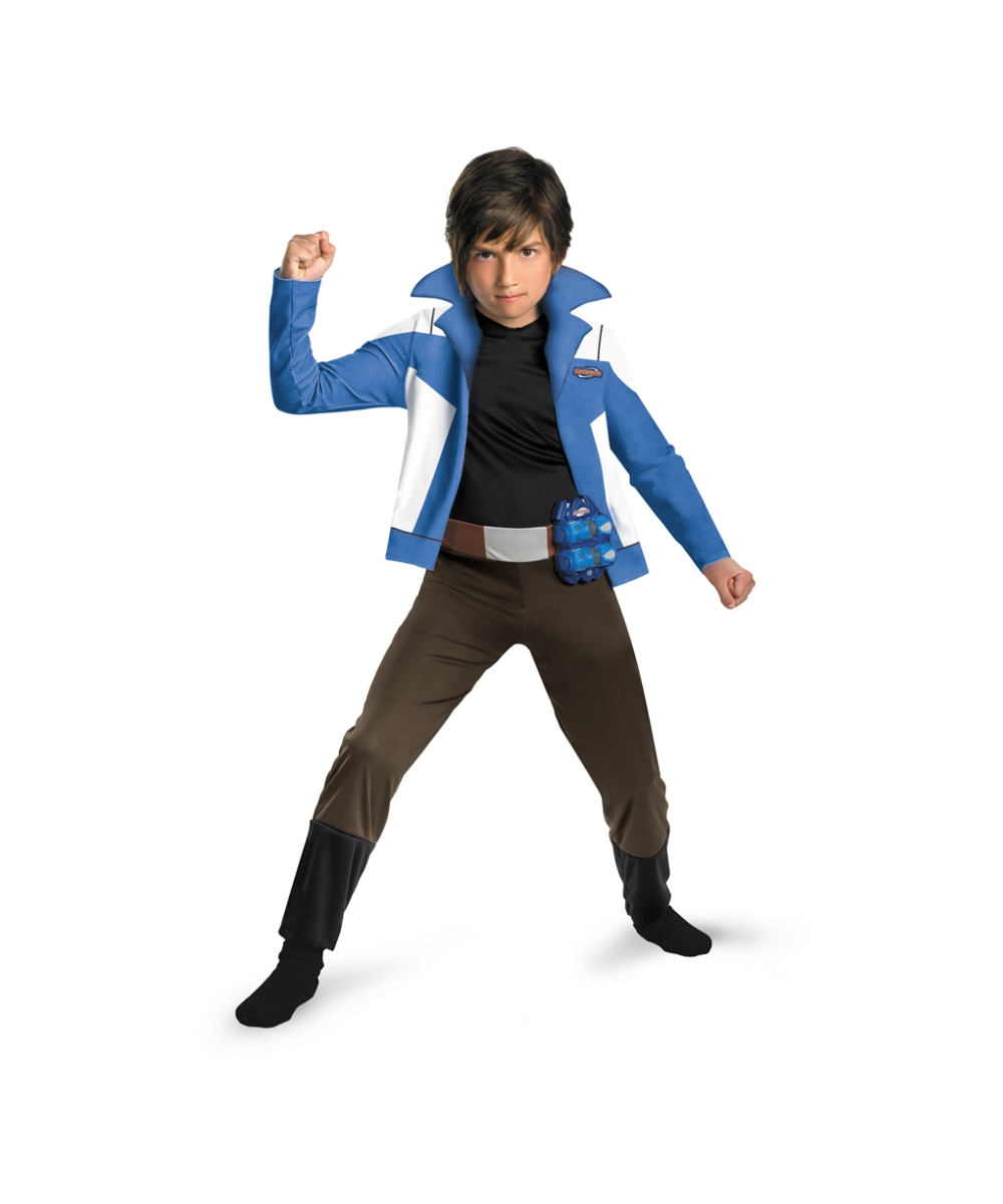 Monsuno Chase Suno Boys Costume