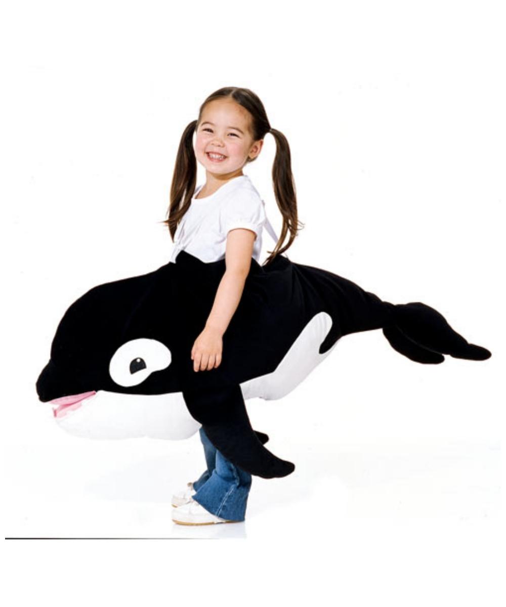 kids orca costume animal halloween costumes