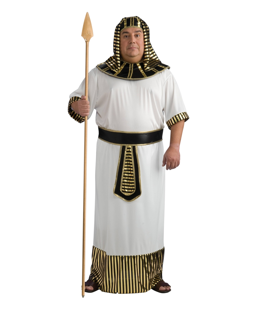 sc 1 st  Wonder Costumes & Pharaoh plus size Egyptian Costume - Men Egyptian Costumes