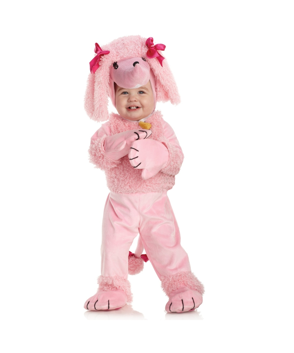 pink poodle baby 50s costume - halloween costumes