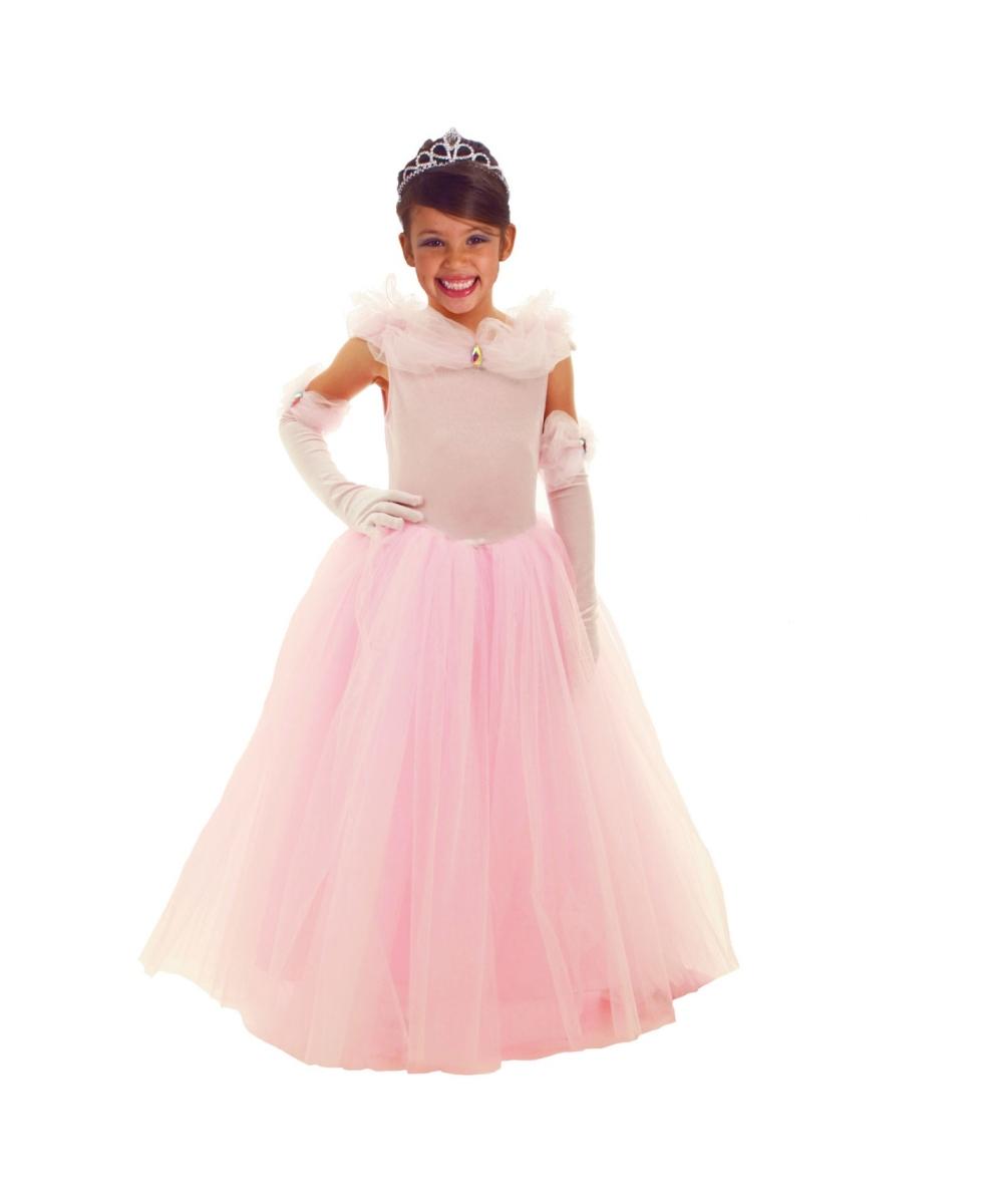 Pink Princess Auria Girl Costume Girls Costume