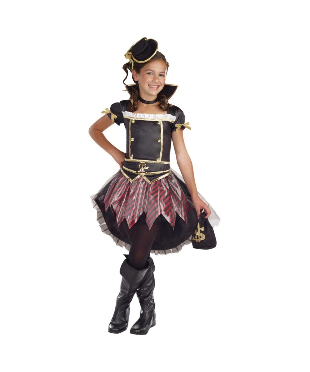 Zombie Bride Halloween Costume For Kids