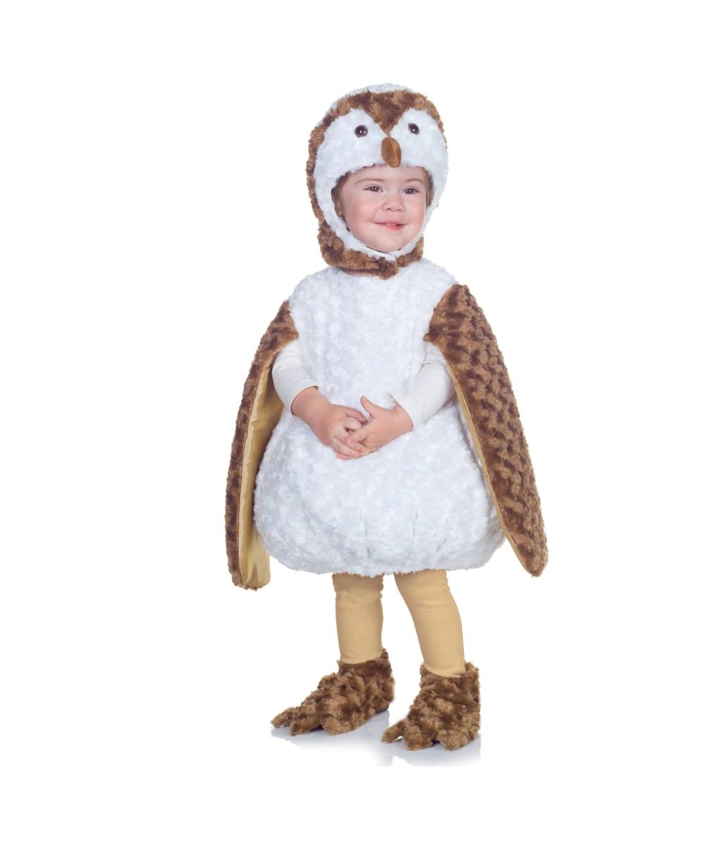 Plush Owl Baby Costume  sc 1 st  Wonder Costumes & Owl Baby Costume - Baby Costumes