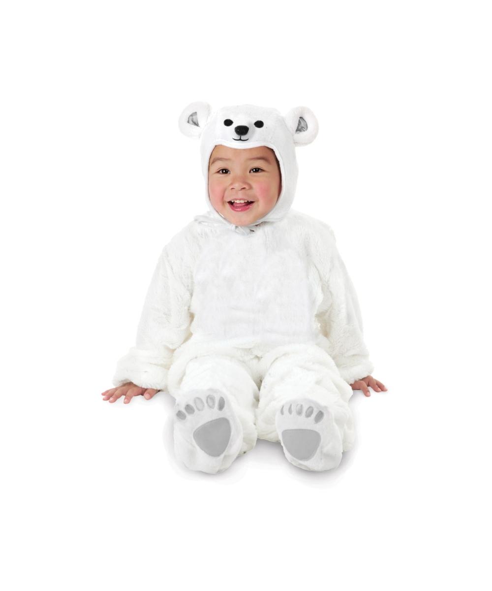sc 1 st  Wonder Costumes & Polar Bear Baby Costume - Boys Costumes