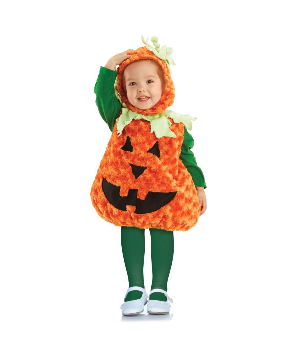 pumpkin baby halloween costume baby pumpkin costumes. Black Bedroom Furniture Sets. Home Design Ideas
