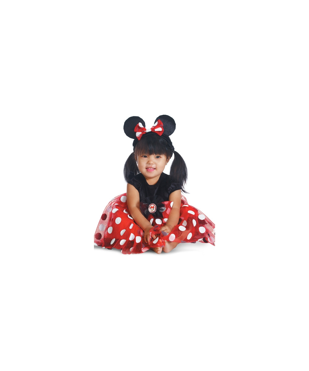 bc996ccef Minnie Disney Baby Girl Costume Red - Disney Halloween Costumes