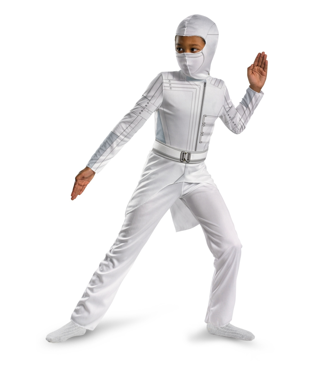 sc 1 st  Halloween Costumes & Gi Joe Retaliation Storm Shadow Kids Costume - Boys Gi Joe Movie Costume