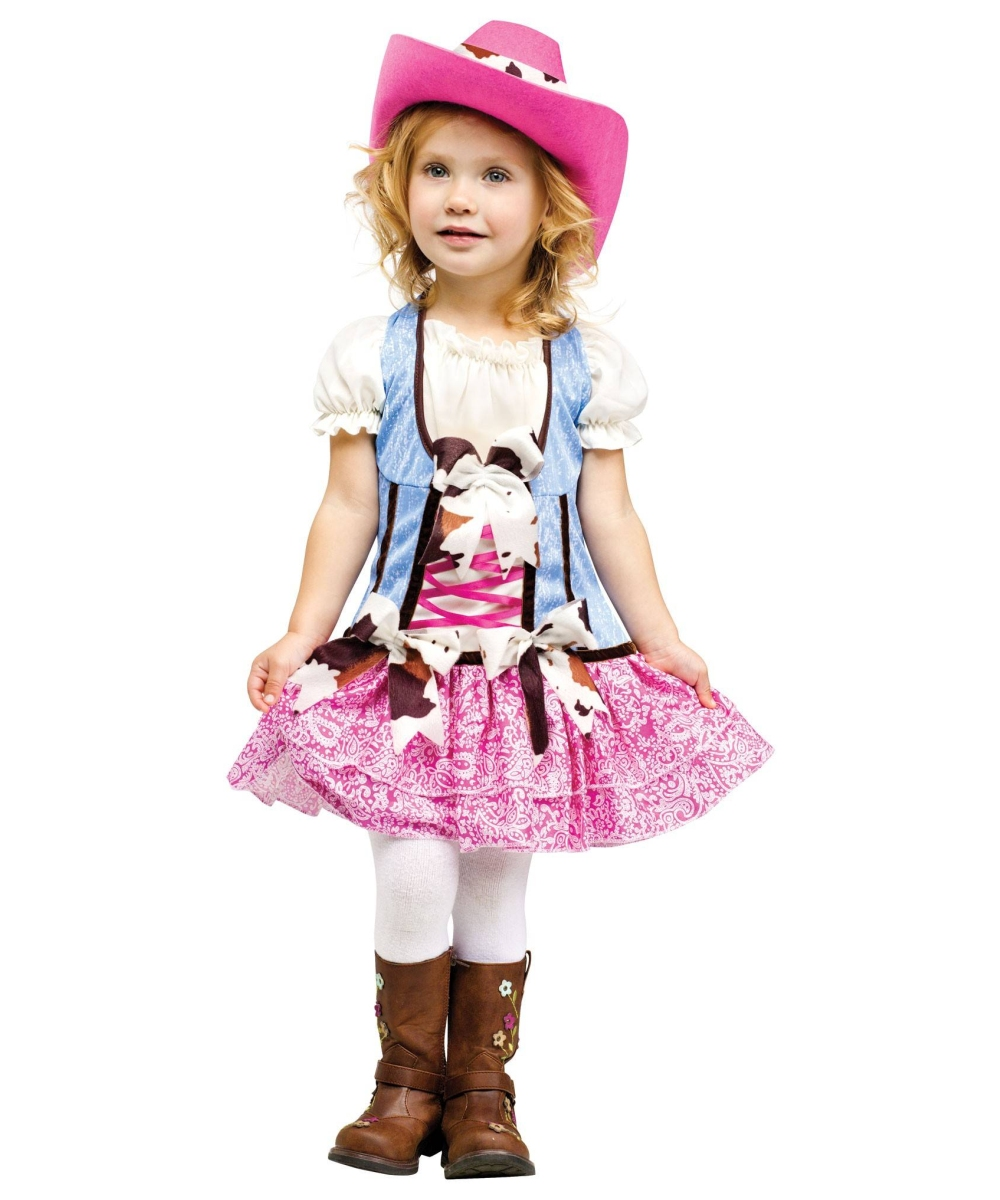 Cowgirl Rodeo Sweetie Baby Costume Baby Cowgirl Costumes