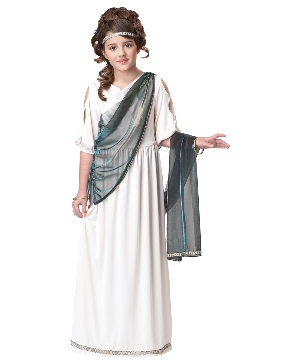 Roman Princess Girls Costume