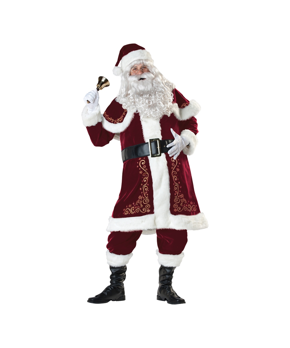 Saint Nick Santa Mens Costume