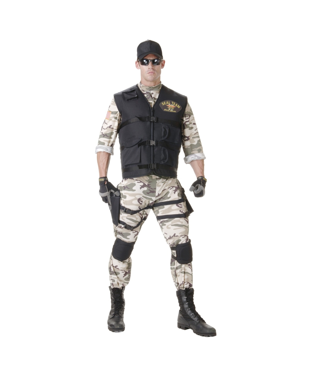 Seal Team Costume