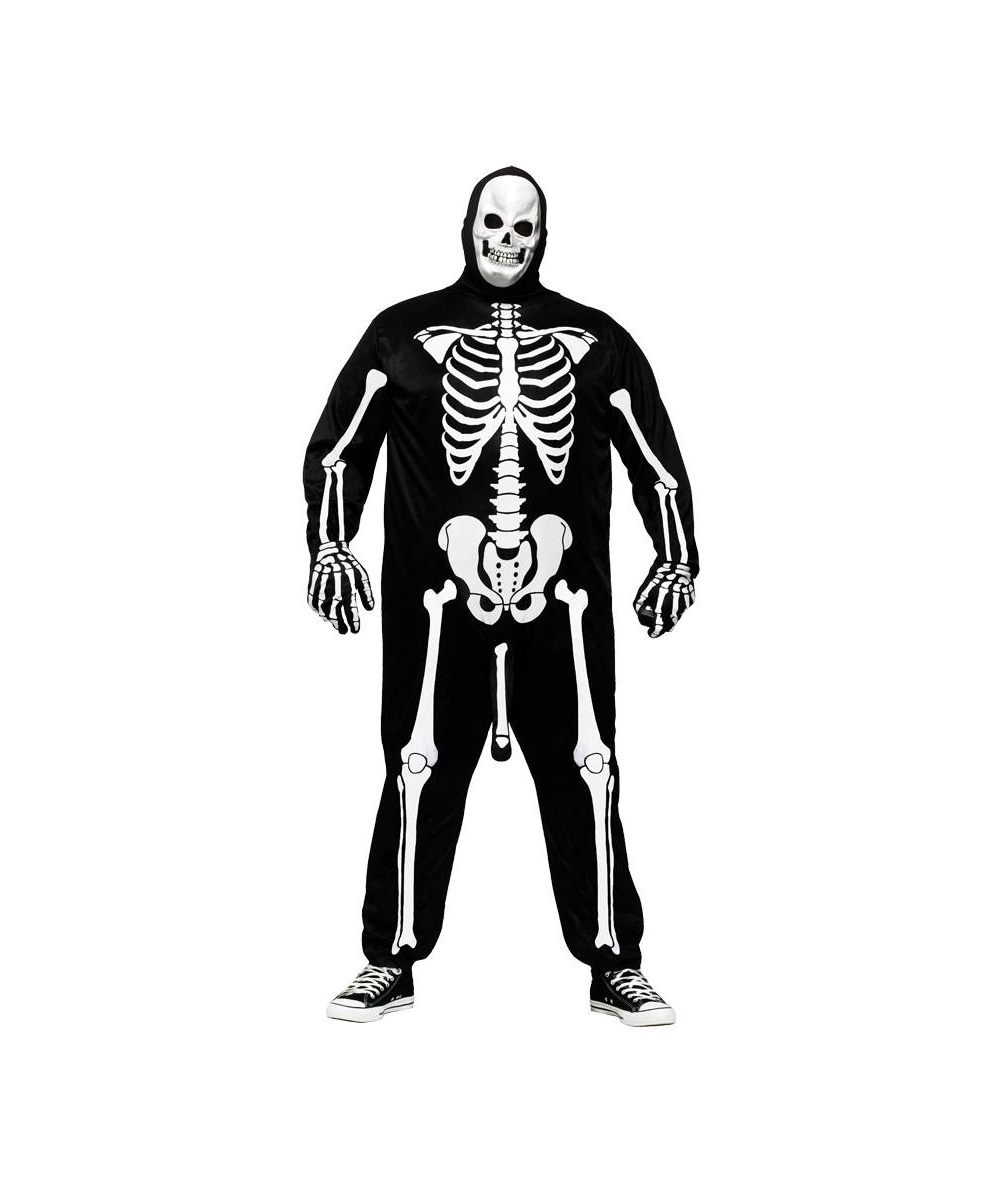 Skeleboner plus size Costume