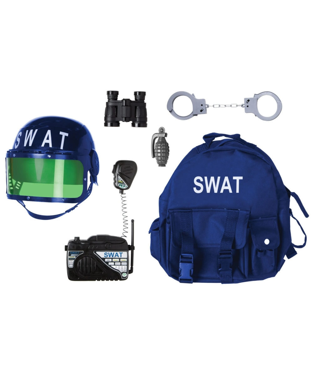 sc 1 st  Wonder Costumes : kids swat costume  - Germanpascual.Com
