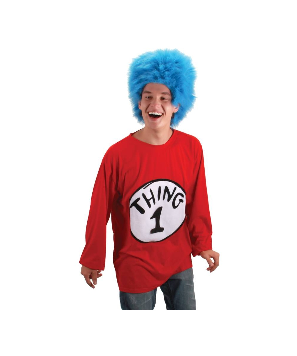 Thing  Thing  Cat In The Hat Costumes