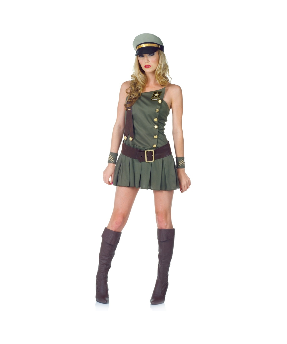 Us Army Women Costume