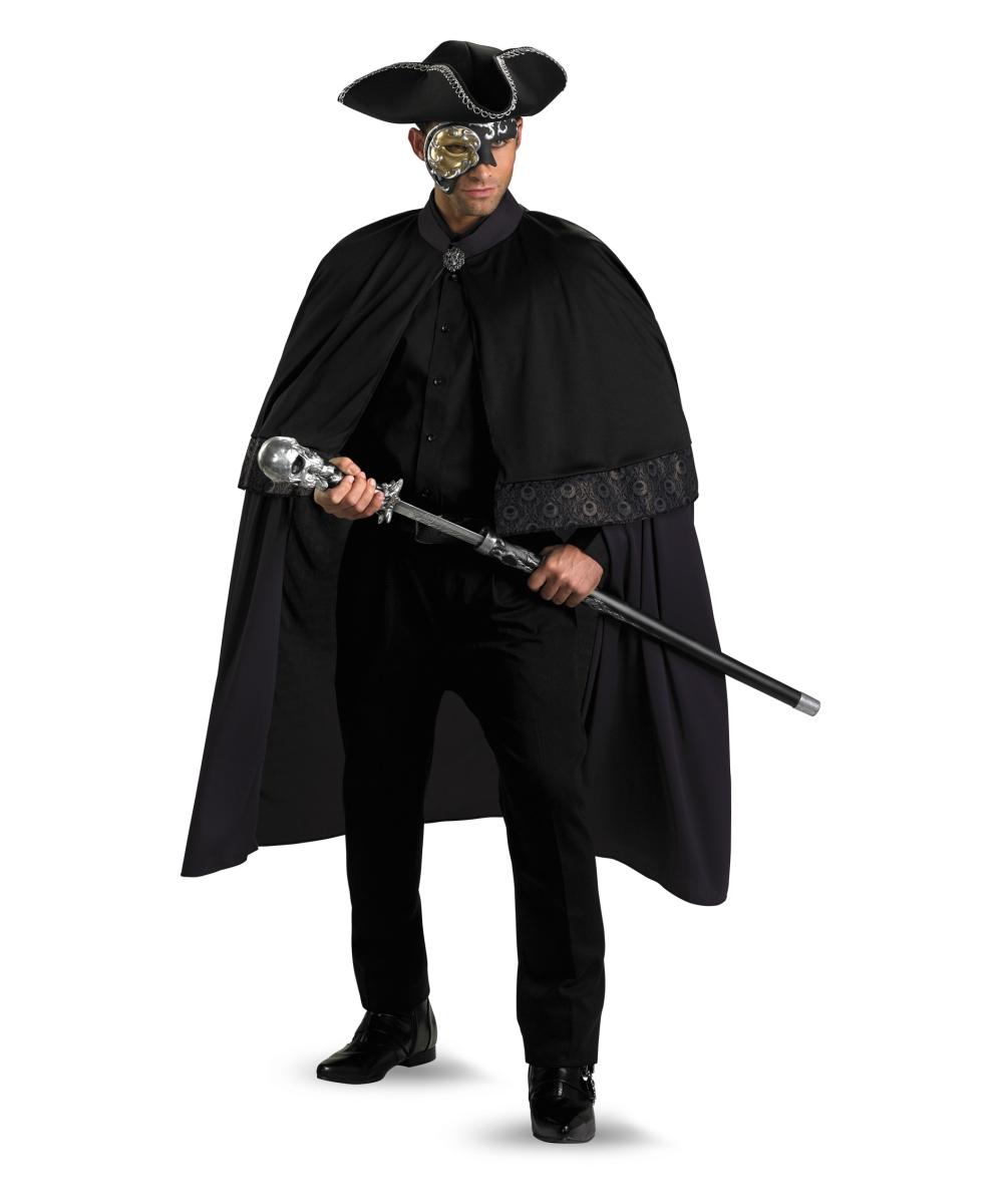 venetian phantom adult costume