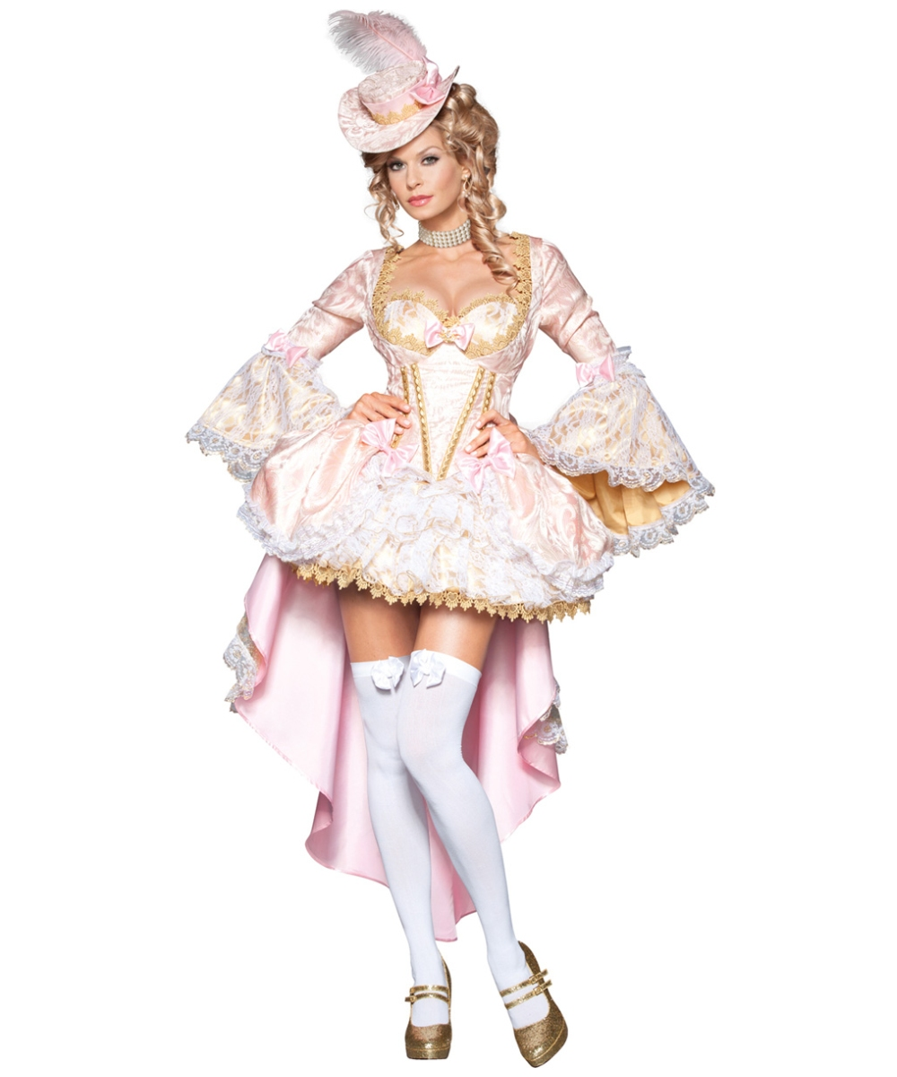 Adult Vixen of Versailles French Maid Sexy Costume - French Maid Costumes  sc 1 st  Wonder Costumes & Adult Vixen of Versailles French Maid Sexy Costume - French Maid ...